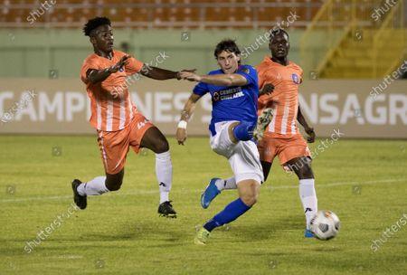Editorial picture of Cruz Azul vs. Arcahaie, Santo Domingo, Dominican Republic - 06 Apr 2021