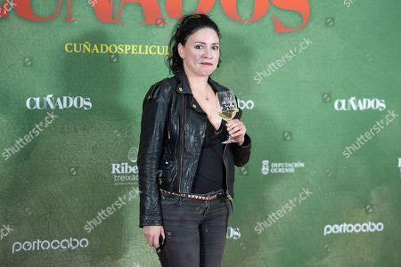 Editorial image of 'Cunados' film premiere, Callao cinema, Madrid, Spain - 06 Apr 2021
