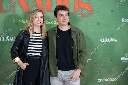 Marta Hazas, Javier Veiga