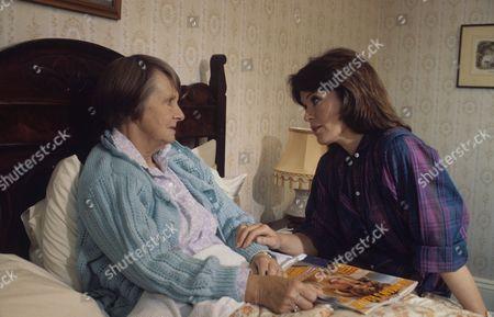 Jean Heywood and Judy Loe