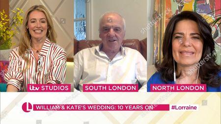 Editorial photo of 'Lorraine' TV Show, London, UK  - 07 Apr 2021