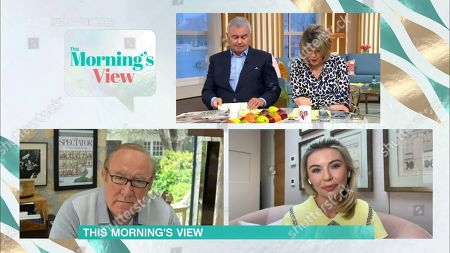 Eamonn Holmes, Ruth Langsford, Andrew Neil and Georgia Toffolo