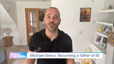 Stock Photo of Michael Greco
