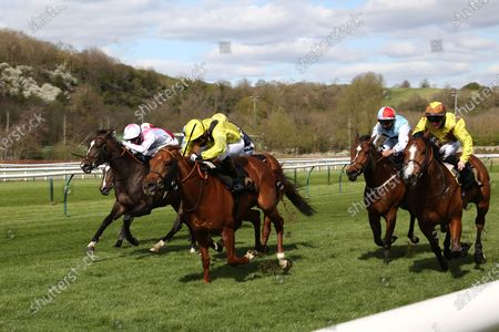 Editorial picture of Horse Racing, Nottingham - 07 Apr 2021
