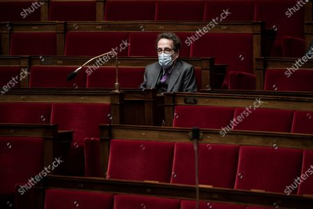 Editorial picture of Questions to the Government, National Assembly, Paris, France - 06 Apr 2021