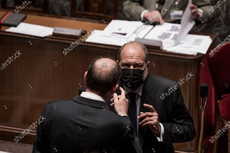 Editorial image of Questions to the Government, National Assembly, Paris, France - 06 Apr 2021