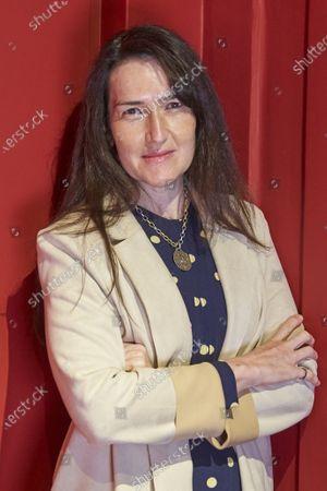 """Angeles Gonzalez-Sinde presents the play """"Troyanas"""" at Teatro de la Comedia in Madrid"""
