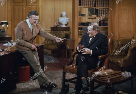 Episode: The Great Bullion Robbery Richard Leech and Peter Vaughan
