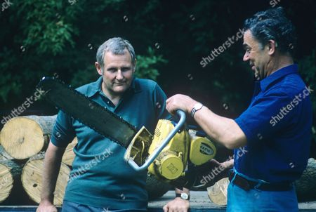 Episode:   The Man With Two Faces Peter Vaughan and Richard Leech
