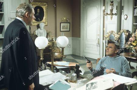 Episode: The Kill Peter Vaughan and Richard Leech