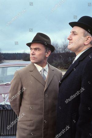 Episode: The Great Bullion Robbery Richard Leech and Donald Morley