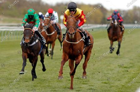 Editorial picture of Horse Racing - 07 Apr 2021