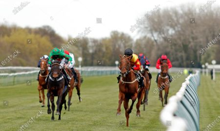 Editorial image of Horse Racing - 07 Apr 2021