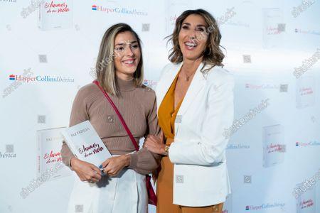 Editorial photo of 'Humor de mi vida' Book launch, Madrid, Spain - 07 Apr 2021