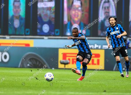 Ashley Young of FC Internazionale in action