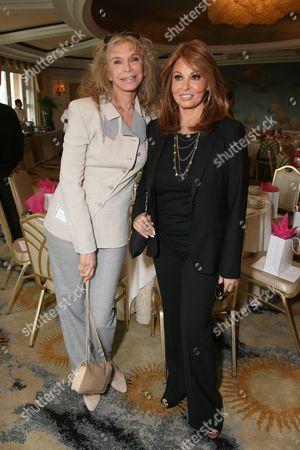 Ann Turkel and Raquel Welch