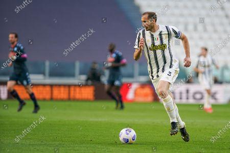 Giorgio Chiellini of Juventus FC