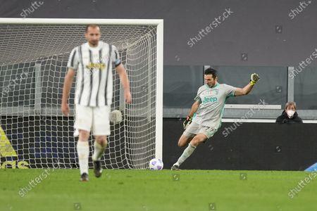 Gianluigi Buffon of Juventus Fc