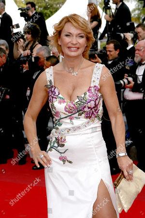 Stock Picture of Marlene Mourreau