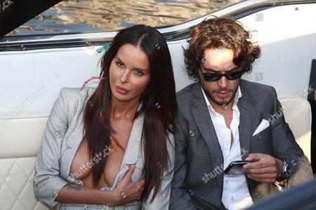 Daniele Santoianni and Nina Moric