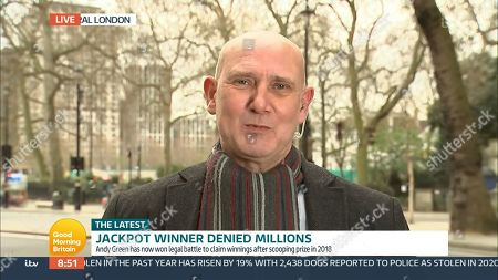 Editorial picture of 'Good Morning Britain' TV Show, London, UK - 08 Apr 2021