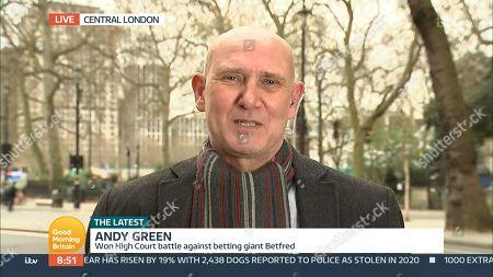 Editorial photo of 'Good Morning Britain' TV Show, London, UK - 08 Apr 2021