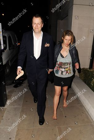 Tom Parker Bowles and Sara G Buys