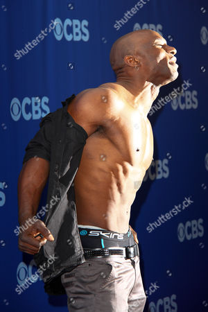 Editorial image of The CBS Upfront Presentation, New York, America - 19 May 2010