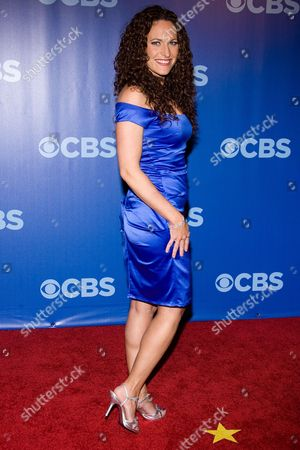 Editorial picture of The CBS Upfront Presentation, New York, America - 19 May 2010
