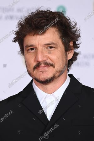 Stock Picture of Pedro Pascal