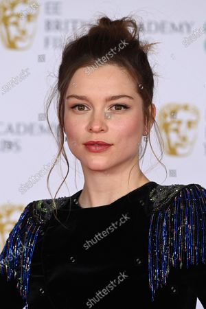 Stock Image of Sophie Cookson
