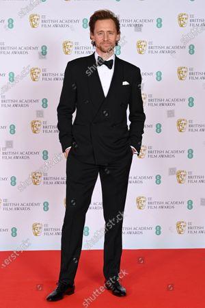 Stock Photo of Tom Hiddleston