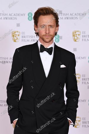 Stock Picture of Tom Hiddleston