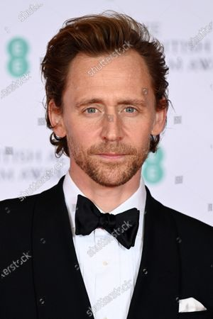 Editorial photo of 74th British Academy Film Awards, Arrivals, Royal Albert Hall, London, UK - 11 Apr 2021