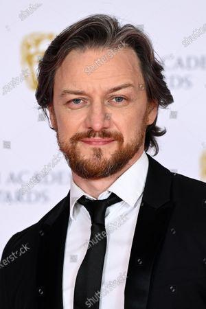 Editorial image of 74th British Academy Film Awards, Arrivals, Royal Albert Hall, London, UK - 11 Apr 2021