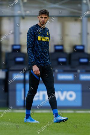 Editorial image of Inter Milan v Sassuolo, Serie A, Football, San Siro, Milan, Italy - 07 Apr 2021