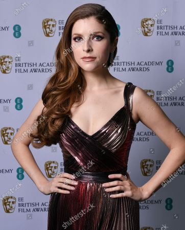 Editorial picture of Exclusive - 74th British Academy Film Awards, Arrivals, Los Angeles, USA - 11 Apr 2021