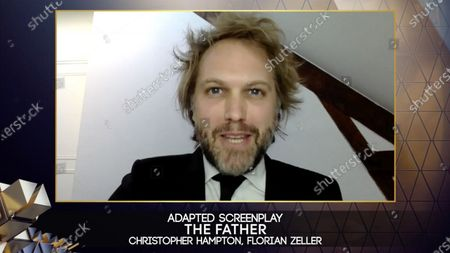 Christopher Hampton, Florian Zeller - Adapted Screenplay - The Father