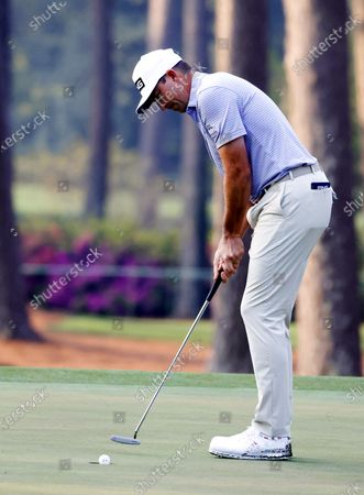 Editorial image of The 2021 Masters Tournament golf, Augusta, USA - 08 Apr 2021