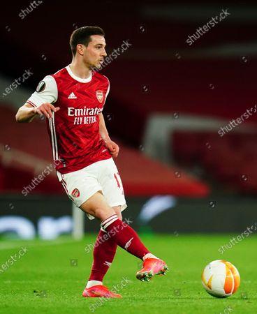 Cedric Soares of Arsenal