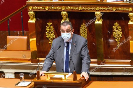 Alain Ramadier.