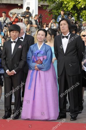 Editorial photo of 'Poetry' film premiere at the 63rd Annual Cannes Film Festival, Cannes, France - 19 May 2010