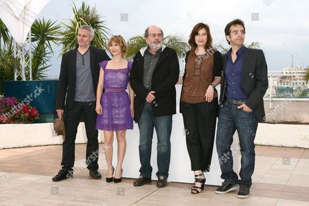 Carlos Diegues, Dinara Drukarova, Marc Recha, Emmanuelle Devos, Atom Egoyan