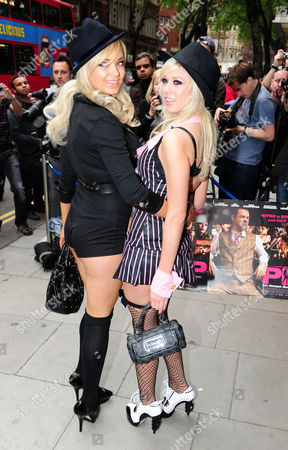 Sophie Reade And Maddie Ford
