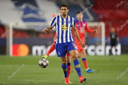 Marko Grujic (Porto) - Football / Soccer : UEFA Champions League Quarter-finals 1st leg match between FC Porto 0-2 Chelsea FC at the Estadio Ramon Sanchez-Pizjuan in Sevilla, Spain.