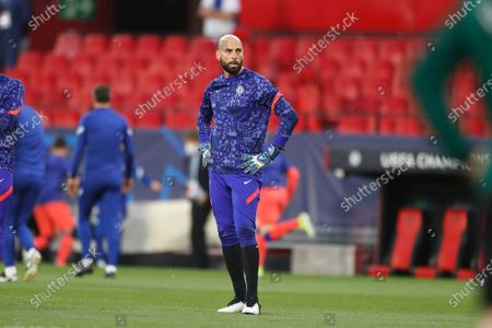 Editorial image of Soccer : 2020-2021 UEFA Champions League : FC Porto 0-2 Chelsea FC, Sevilla, Spain - 07 Apr 2021
