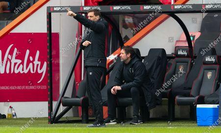 Bournemouth Manager - Jonathan Woodgate (Interim)