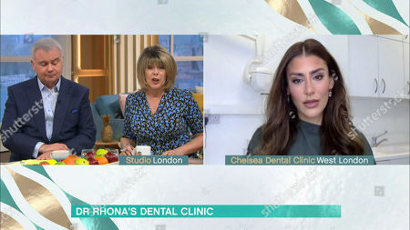 Editorial image of 'This Morning' TV Show, London, UK - 09 Apr 2021