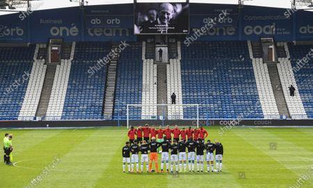 Huddersfield Town v Rotherham United