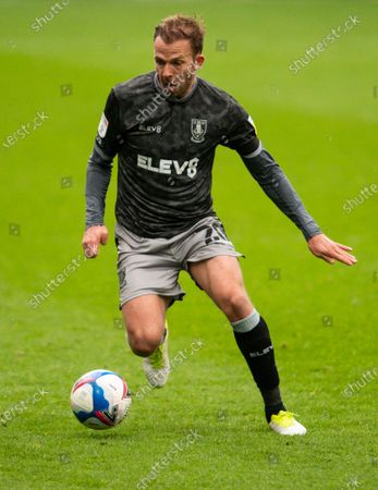 Jordan Rhodes of Sheffield Wednesday
